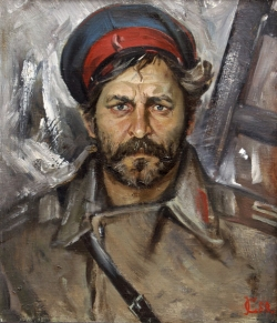 Shepilov the Cossack